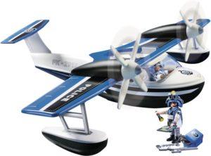 Playmobil Αστυνομικό Υδροπλάνο (10625)