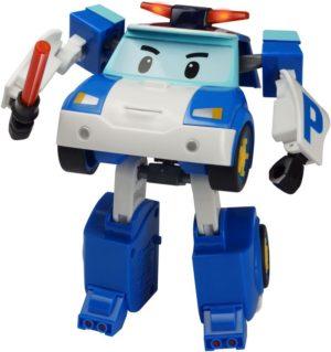 Robocar Poli Μετατρέψιμο Ρομπότ Με Φως-Poli (1003-83094)