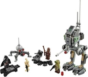LEGO Star Wars Clone Scout Walker-20th Anniversary Edition (75261)