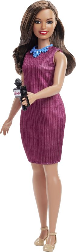 Barbie 60 Χρόνια-Δημοσιογράφος (GFX27)