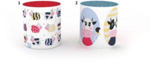 Eurekakids Moo Box Αγελάδα-2 Σχέδια (808150001)