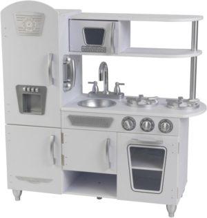 Kidkraft Ξύλινη Κουζίνα Vintage White (53402)