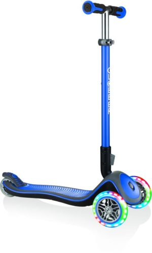 Globber Scooter Elite Deluxe-Navy Blue (444-400)