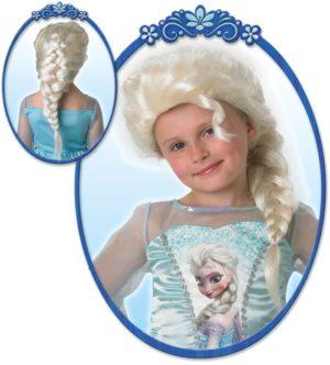 Elsa Snow Queen Περούκα (52865)