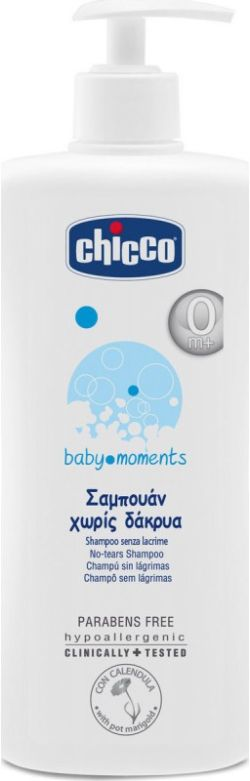 Chicco Σαμπουάν Baby Moments 750ml (06908-00)