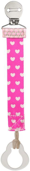 Chicco Fashion Κλιπ Πιπίλας Ροζ (C70-09341-10)