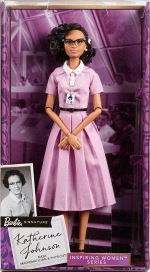 Barbie Συλλεκτική Γυναίκες Πρωτοπόροι Katherine Johnson (FJH63)