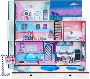 L.O.L Surprise Σπίτι (LLU45000)