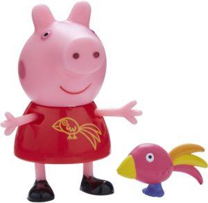 Peppa Pig Φιλαράκια & Ζωάκια-6 Σχέδια (PPC44000)