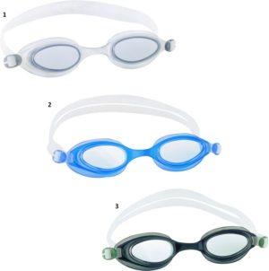 Bestway Γυαλιά Κολύμβησης Hydro Pro-3 Σχέδια (21019)