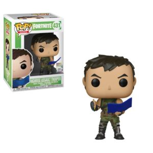 POP!#431 High Rise Assault Trooper-Fortnite (045990)
