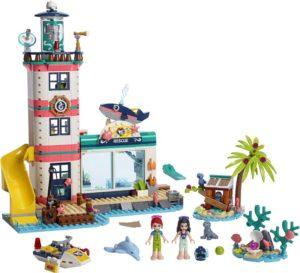 LEGO Friends Lighthouse Rescue Center (41380)
