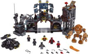 LEGO Super Heroes Batcave Clayface Invasion (76122)