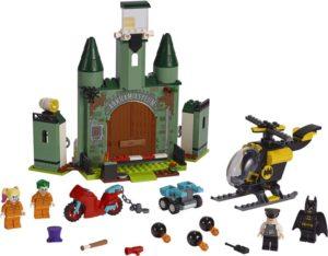 LEGO Super Heroes Batman & The Joker Escape (76138)