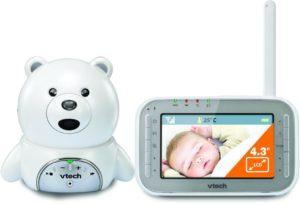VTech Ενδοεπικοινωνία Video 4.3'' (BM4200)
