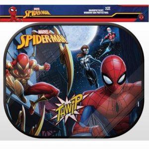Spiderman Ηλιοπροστασία Αυτοκινήτου Σετ 2Τμχ (0500912)