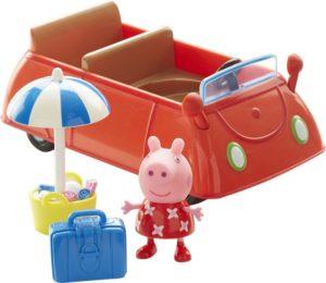 Peppa Pig Αυτοκίνητο Διακοπών Της Πέππα (PPH00000)