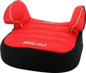 Team Tex Κάθισμα Αυτοκινήτου Dream Luxe Red (257949)