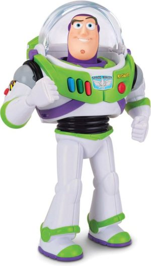 MTW Toy Story 4 Buzz Lightyear - Μιλάει Ελληνικά (64069-GR)