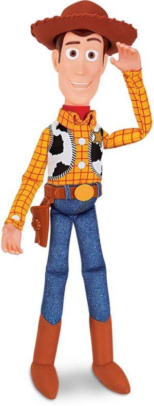 MTW Toy Story 4 Woody - Μιλάει Ελληνικά (64113-GR)