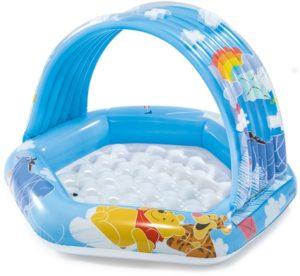 Intex Winnie The Pooh Πισίνα Baby Pool 109x102x71cm (58415NP)