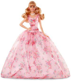 Barbie Συλλεκτική Χαρούμενα Γενέθλια - 2 Σχέδια (FXC76)
