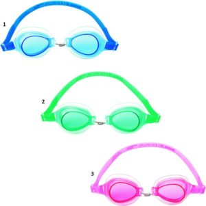 Bestway Γυαλιά Κολύμβησης Hydro Swim Lil' Lightning-3 Σχέδια (21084)