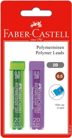 Faber Castell Μύτες Μηχανικού Μολυβιού 0.5mm (12306409)