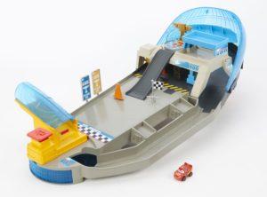 Cars Micro Racer Rollin Raceway (FPR05)