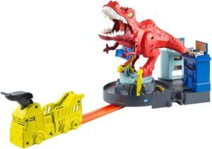 Hot Wheels T-Rex Δεινόσαυρος Με Ήχους (GFH88)