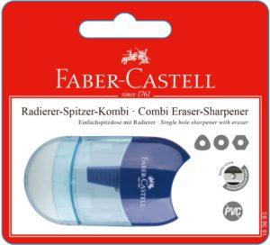 Faber Castell Γόμα-Ξύστρα Combi (12309825)