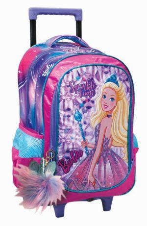 Barbie Fantasy Σακίδιο Trolley (349-63074)