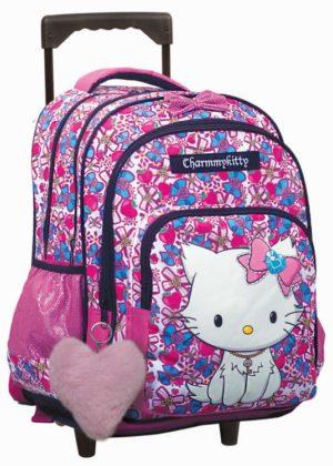 Charmmy Kitty Σακίδιο Trolley (335-07074)