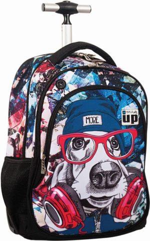 Back Me Up Dog Σακίδιο Τrolley (357-00074)