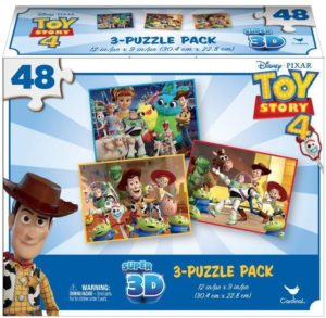 Παζλ Super 3D 3x24 Toy Story 4 (6052966)