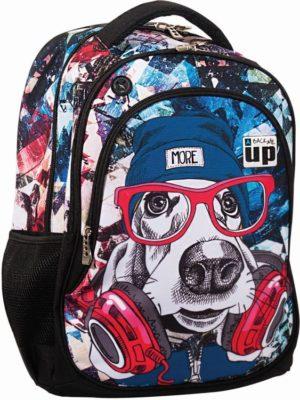 Back Me Up Dog Σακίδιο Οβάλ (357-00031)