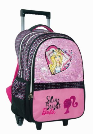 Barbie Sparkle Σακίδιο Trolley (349-64074)