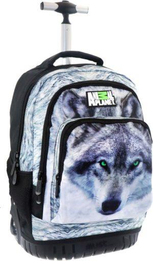 Animal Planet Λύκος Σακίδιο Trolley (0570658)