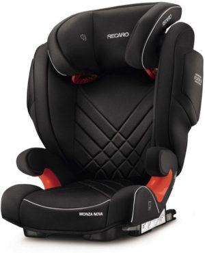 Recaro Κάθισμα Αυτοκινήτου Monza Nova 2 Seatfix Performance Black (61512153466)