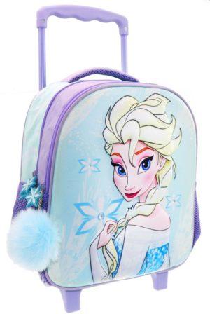 Frozen FR26 3D Σακίδιο Νηπιαγωγείου Trolley (0562185)