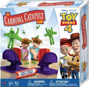 Επιτραπέζιο Toy Story 4 Καταπέλτης (6052360)