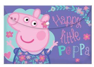 Peppa Pig Φάκελος Κουμπί Α4 (0482434)