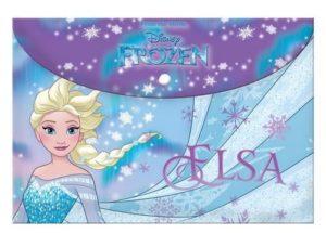 Frozen Φάκελος Κουμπί Α4 (04561585)