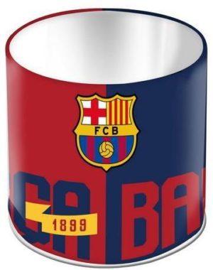 Barcelona Μολυβοθήκη Μεταλλική 10x11cm (0170679)