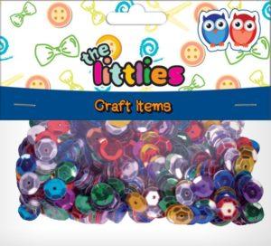 The Littlies Χάντρες Στρογγυλές (0646612)