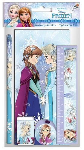 Frozen Σετ Σχολικό-5Τμχ (0562222)