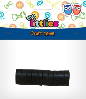 The Littlies Μαγνήτες Στρογγυλοί 12mm 10Τμχ (0646668)