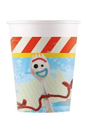 Ποτήρια 200ml Toy Story 4 - 8Τμχ (90871)