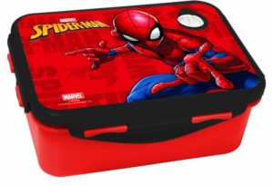 GIM Δοχείο Φαγητού (Microwave) Spiderman Ultimate (557-39265)