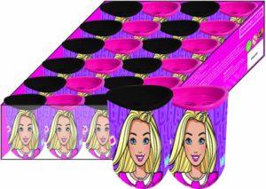 Barbie Ξύστρα-1Τμχ (349-63633)